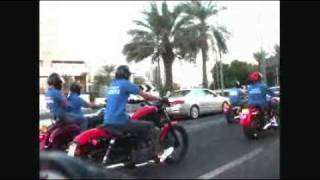 Kuwait Riders - On The Run