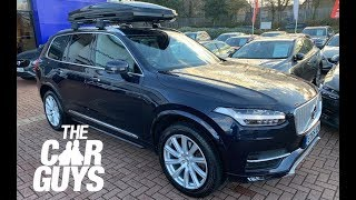 We BUY a Volvo XC90 - is it the SAFEST SUV in the world?