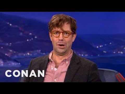 Jason Sudeikis  Bald Head Is Irresistable - CONAN on TBS