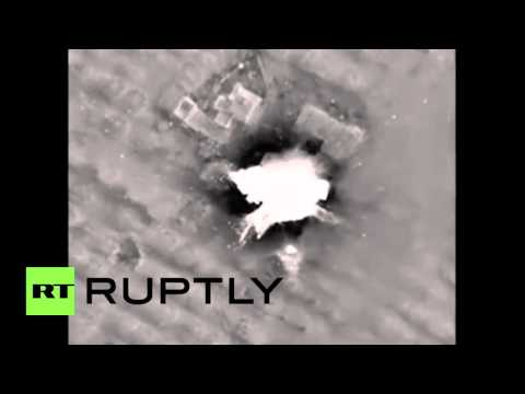 Syria: Russian airstrikes hit command centre in Idlib