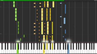 Mamas & the papas california dreaming - Instrumental (On Synthesia)