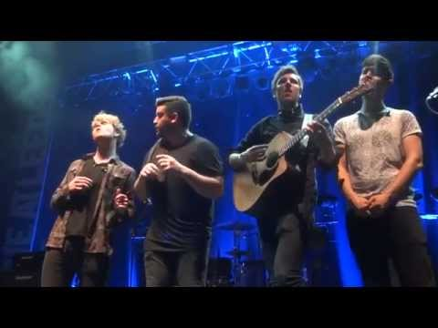 Kodaline - Bring It On Home To Me (Sam Cooke Cover) Live at Leeds 4th May 2014