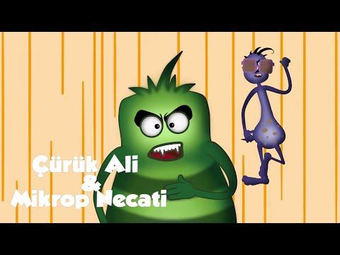 Diş Perisi | Çürük Ali Ve Mikrop Necati | Grafi2000