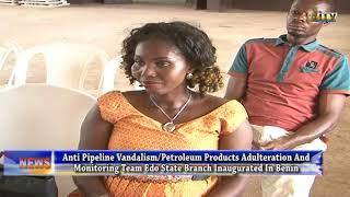 Petroleum monitoring team inaugurated in Benin
