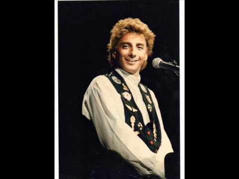 Barry Manilow - Luck Be A Lady