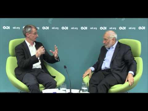 ODI in conversation with Joseph Stiglitz