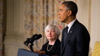 Janet Yellen Named as Obama's Choice for Fed
