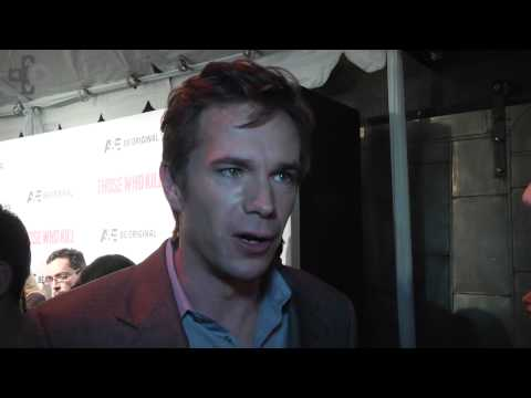 James D'Arcy Talks Those Who Kill & Serial Killers