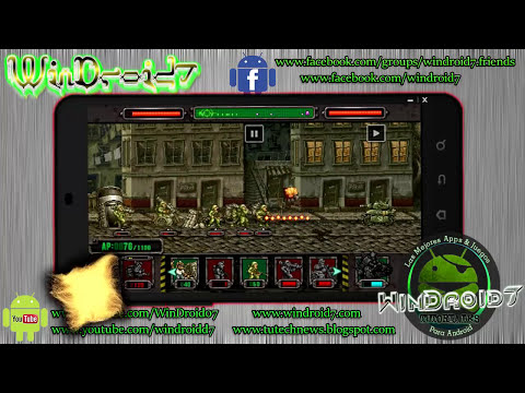 Metal Slug Defense Para Android [ILIMITADO]