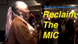 CU Hip-Hop Society presents Reclaim the MIC