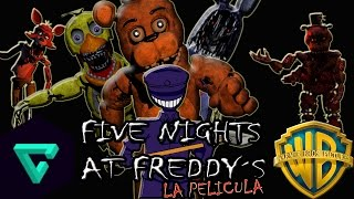 Five Nights At Freddy´s La Pelicula | Imformacion | Halloween 2016? | Animatronics Reales