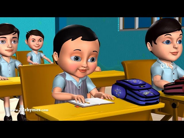 Johny Johny Yes Papa Nursery Rhymes Collection - 3D Rhymes & Songs for Children thumbnail