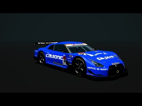 Nissan Skyline GTR Touring car - Assetto corsa
