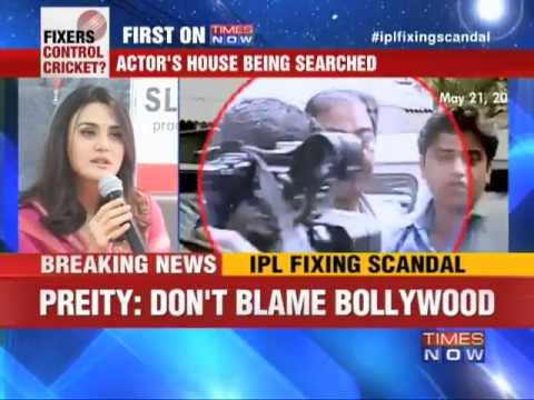 Kings XI Punjab owner Preity Zinta defends IPL