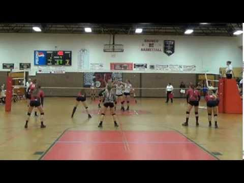 Middleburg High School vs. Nease High School - 2013 Elite 8 Volleyball
