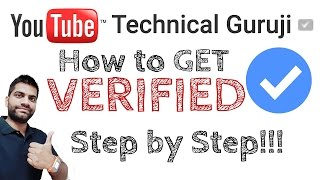 How to Get VERIFIED on YouTube 2016 | Tips and Steps