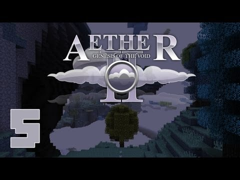 Minecraft Mod: Aether II - Episode 5 - World Messed Up