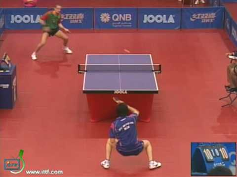 Breathtaking Table Tennis