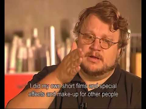 Guillermo Del Toro 'Cronos' interview - PART 1
