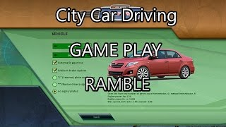City Car Driving - Talking about Scambaiting