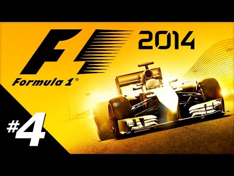 F1 2014 with VintageBeef - Race 4 - Tap Dat Gas