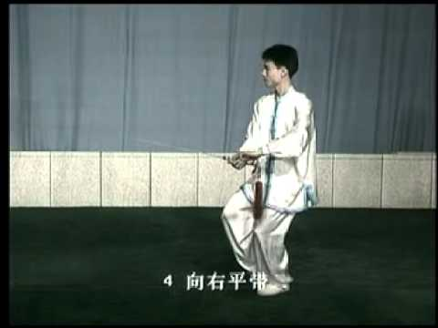 32式太極劍(1 - 8 式教學 - C)Taiji sword - 32 forms(form 1 - 8 instruction - C) Music Videos
