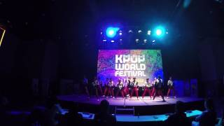 KWF2017 - [GoPro View] Malaysia All Star United [M.A.S.U] | 1st Runner Up [DANCE]