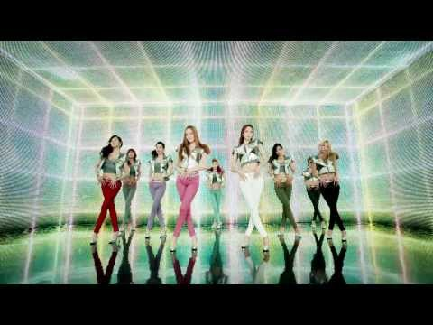 GIRLS`GENERATION 少女時代_GALAXY SUPERNOVA_Music Dance ver.