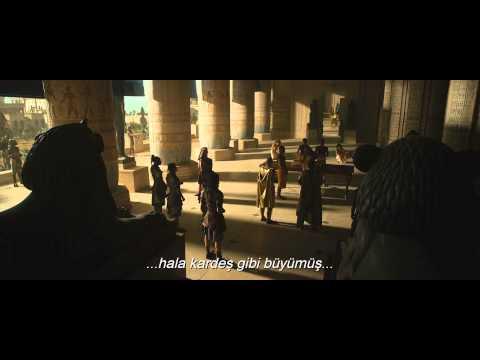 Exodus: Tanrılar ve Krallar (Exodus: Gods and Kings) Türkçe Altyazılı Fragman