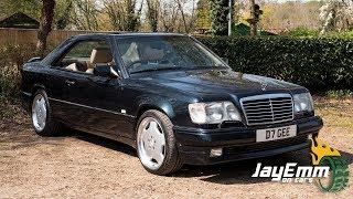 The Legendary W124 Mercedes E Class - My First Drive