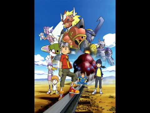 Digimon Frontier Opening Theme (English)
