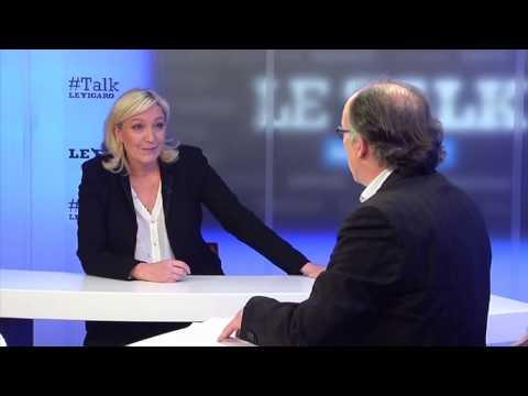 Marine Le Pen : «Le Front national est sur la route du pouvoir»