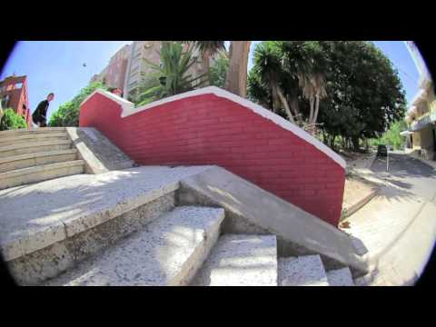 Jart Skateboards - The PROject Mark Frölich