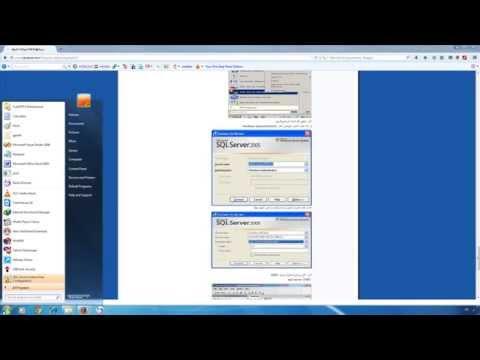 install sql server شرح كامل لتحميل برنامج السيكوال سيرفر وحل مشاكله