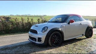 the TURBO COUPE B ROADER I should BUY! | 2011 Mini JCW Coupe Review