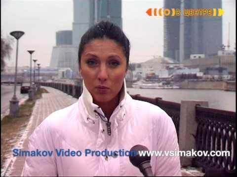 V Centre - Anastasia Myskina - Interview