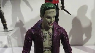 DC Comics Multiverse Mattel Toy Fair 2016 Reveals! Batman V Superman, Suicide Squad & More!