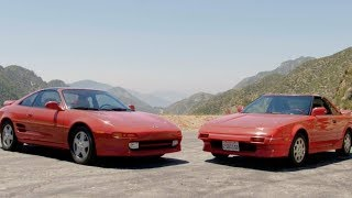 Jay Leno's Garage - Toyota MR2