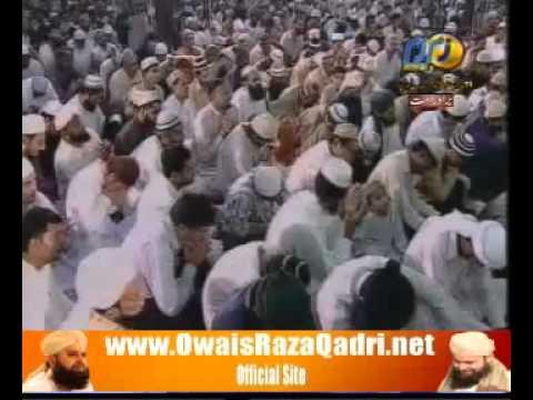 Alvida Alvida Mahe Ramazan By Owais Raza Qadri video