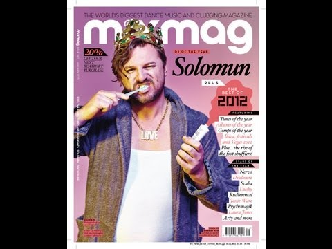 Solomun Diynamic Exclusive 70 min Mixmag Mix