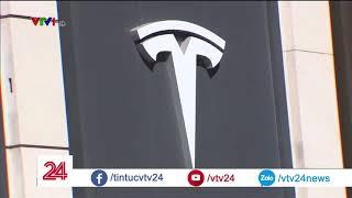 """Tesla và """"canh bạc"""" 2 tỷ đô ở Trung Quốc   VTV24"""