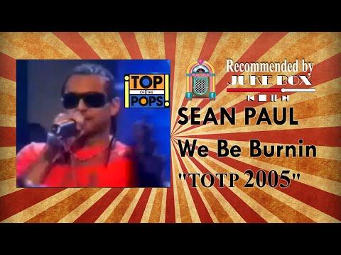Sean Paul - We Be Burnin' [Top Of The Pops 2005]