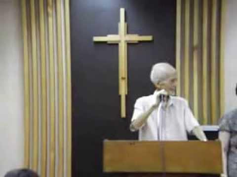 Rev. John C. E. Pan @ United Evangelical Church of the Philippines, November 10, 2013