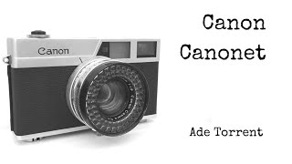Canon Canonet - The Original