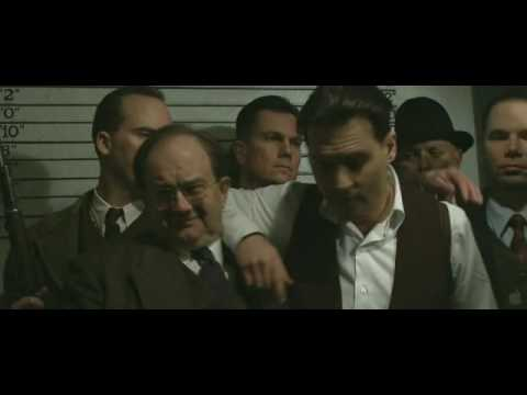 PUBLIC ENEMIES - Trailer 2 - (2009) HQ
