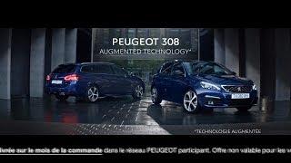 Publicité 2018 - Peugeot - 308