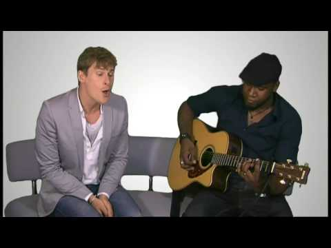 Lee Ryan 'Perfect Strangers' accoustic