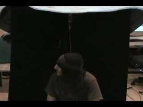 Bumblefoot in the studio #8 - Jan 14, 2008