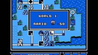 Blue Mario Bros. 3 World 1-1