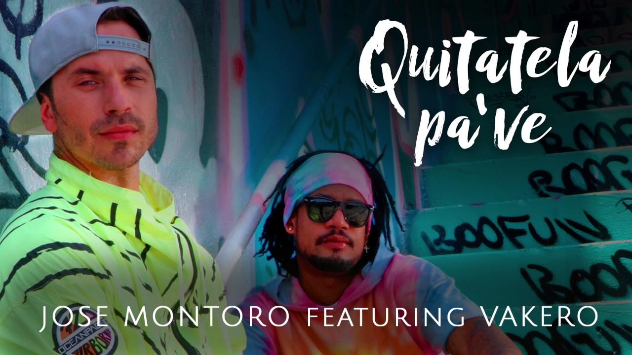 Jose Montoro feat. Vakeró - Quitatela Pa' ve (Cover Audio)